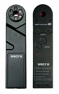 WIRELESS / WIRED HIDDEN CAMERA FINDER III