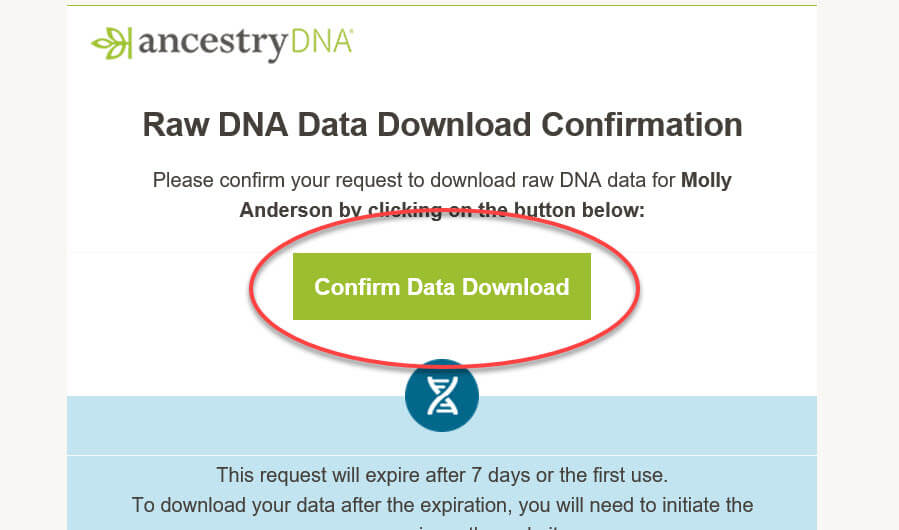 I Downloaded My DNA This Week (#GotBitcoin?)