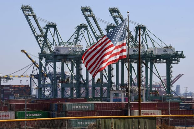 Seaborne Exports Plummet At Southern California Ports