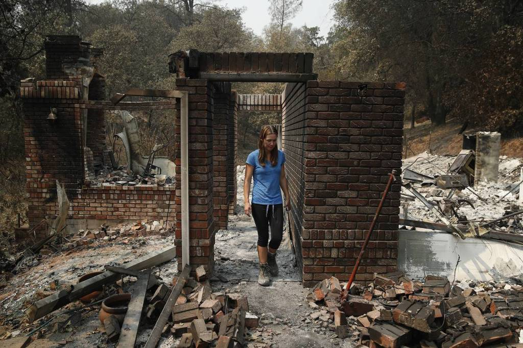 Why We Californians Are Drawn Toward Fire Zones
