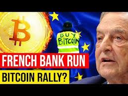Yellow Vests Initiate French Bank Run (#GotBitcoin?)