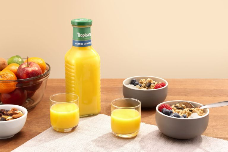 The World's Biggest Brands Want You To Refill Your Orange Juice And Deodorant (#GotBitcoin?)