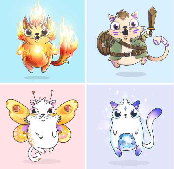 CryptoKitties And Dice Games Fail To Lure Users To Dapps (#GotBitcoin?)