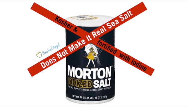 What The Government And Corporate America Doesn't Want You To know About Iodine And Salt