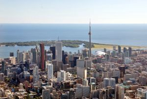 Toronto Skyline by Taxiarchos228