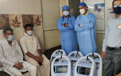 DPM Oxygen Concentrators in Gwalior