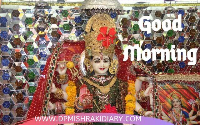 good morning durga maa pic