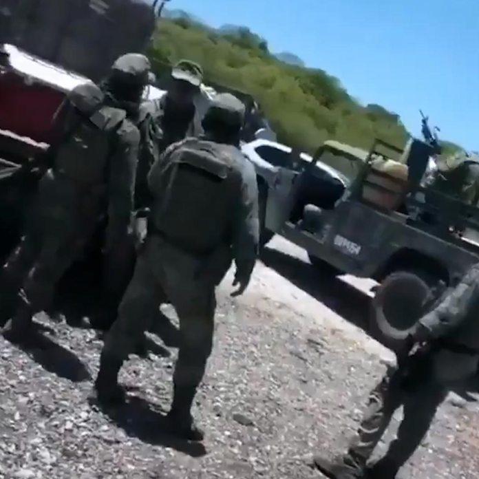 """El desafío de los """"Chapitos"""" en Sinaloa: patrullan las calles con total  impunidad - Infobae"""