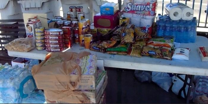 Sin colores ni siglas; Nogales trabaja por damnificados del sismo