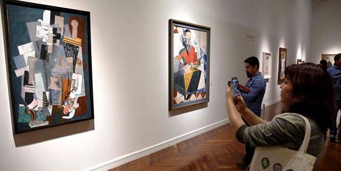 """Palacio de Bellas Artes despide muestra """"Picasso & Rivera"""""""