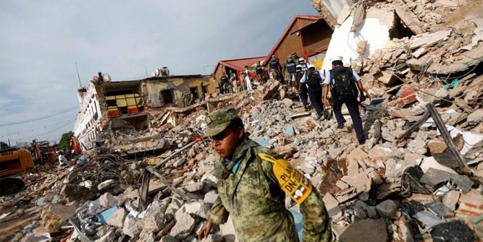 Suman 224 muertos por sismo: Osorio Chong