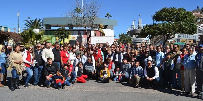 Celebra PRI 89 aniversario de su fundación