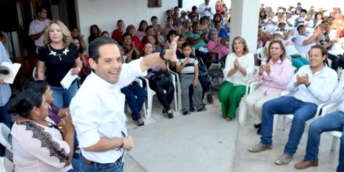 Vamos a recuperar la calidad de vida del Valle de San Luis: Maloro