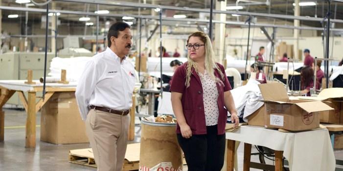 Maval promueve prosperidad en Sistemas Textiles