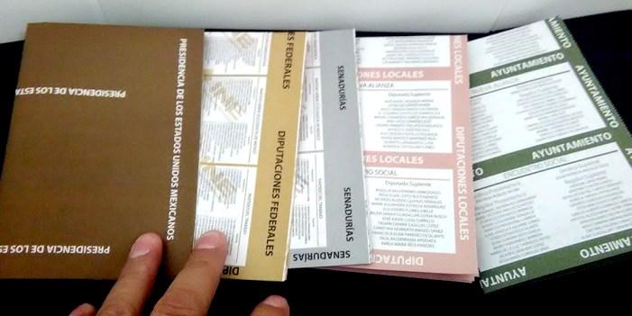 INE recibe más de 98 mil votos de mexicanos en el extranjero