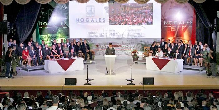 MORENA toma el control de Nogales