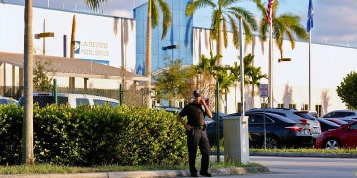 Investiga FBI oficina de correos por explosivos