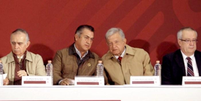 """""""El Bronco"""" promete respaldar proyectos y programas del Gobierno Federal"""