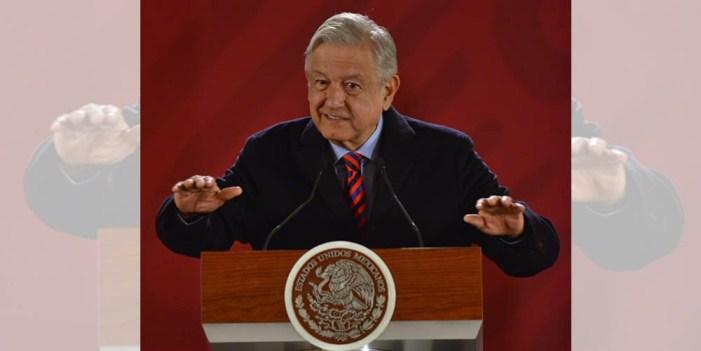 Salvar vidas y atender heridos, prioridad de López Obrador