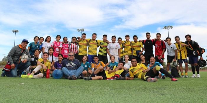 Participan más de 2 mil alumnos en encuentro deportivo InterCecyte