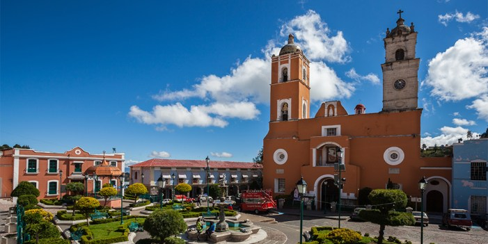 El Oro, una estampa del México minero en nuestros días