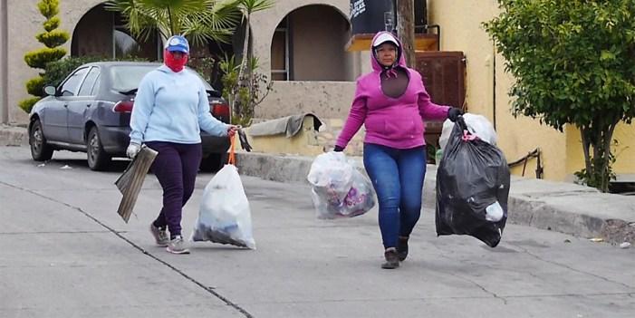 Servicio Públicos lleva campaña de limpieza al Pima I