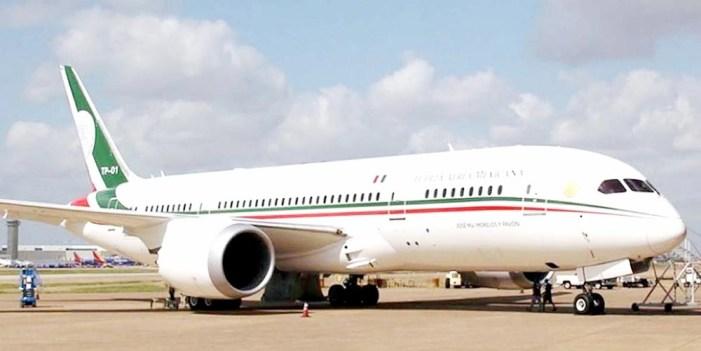 Venderán 70 aviones y el Presidencial por 10 mil MDP