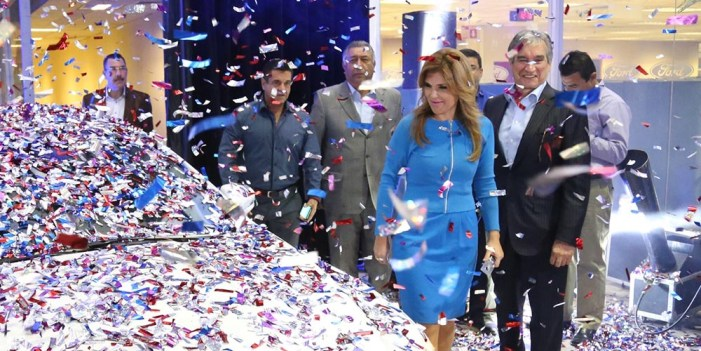 Ford Motor Company traerá a Sonora nuevo modelo para ensamblaje: Gobernadora