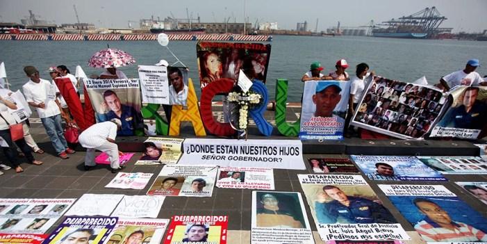 Hasta saber de ti; realidad cuenta hasta 15 mil desaparecidos en Veracruz