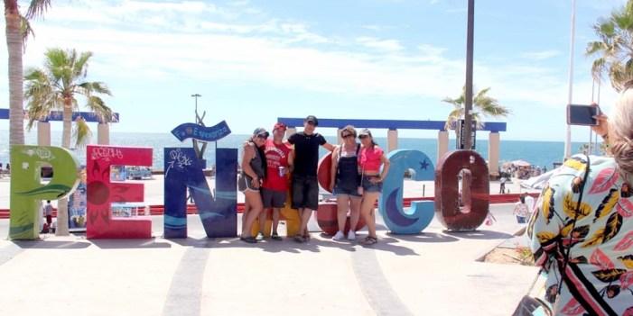 Invita Kiko Munro a visitar Puerto Peñasco