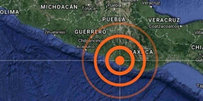 Registran sismo de 4.2 en Matías Romero, Oaxaca
