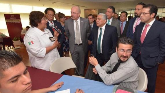 ISSSTE modifica estructura de prestaciones para derechohabientes: Ramírez Pineda