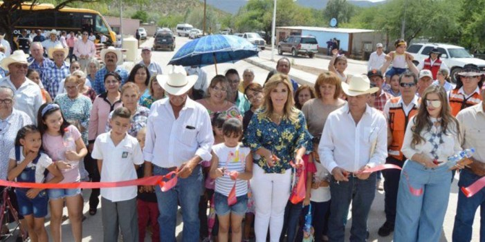Impulsa Gobernadora Pavlovich desarrollo de municipios de la Sierra