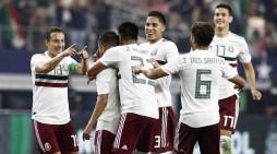 """El """"Tri"""" vence 3-2 a Ecuador y está listo para la Copa Oro 2019"""