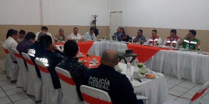 Reorganiza Estado de Fuerza operativos en Cajeme