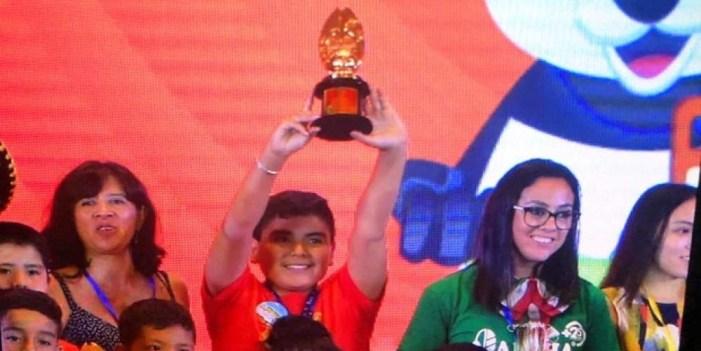 Niños mexicanos ganan campeonato de matemáticas en China