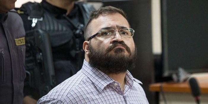 Suspenden sentencia contra el exgobernador Javier Duarte