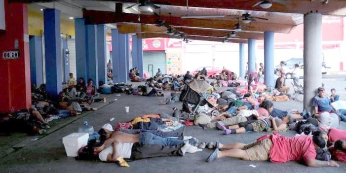 TAPACHULA; el trampolín para migrantes