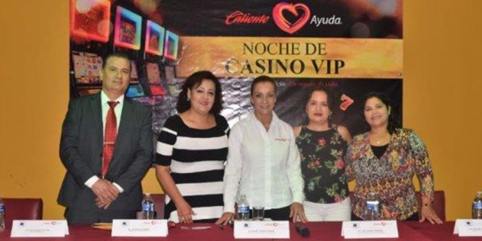 Venciendo el Autismo prepara Noche de casino junto a Corporación Caliente