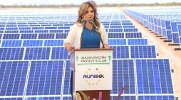 """En marcha parque solar """"La Orejana"""" uno de los más grandes en Sonora"""