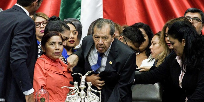 Muñoz Ledo; ¡Chinguen a su madre!
