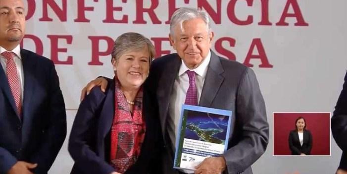 Respalda Cepal programas sociales de López Obrador