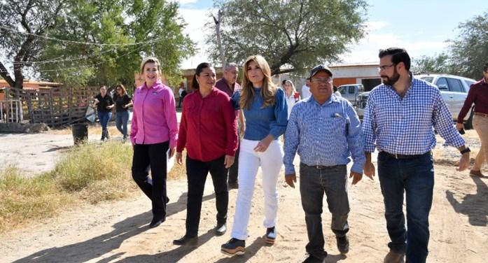 Gobierno de Sonora beneficia con viviendas a más familias