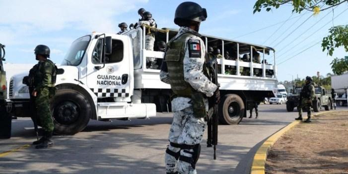 Arriban 200 elementos de la Guardia Nacional a Baja California