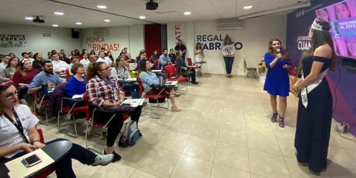 "Mexicana universal se pone ""Frente al espejo"""