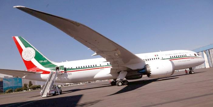 Premio del avión presidencial será en efectivo: AMLO