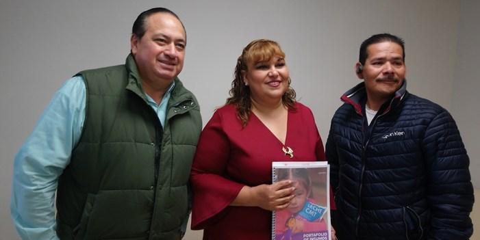 LETICIA CALDERÓN: Diputada amiga #MásCercadeTi