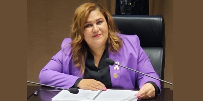 """Leticia Calderón recuerda a Pavlovich petición de """"Alerta de violencia de género"""""""