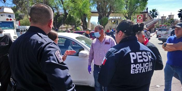 López Obrador y Claudia Pavlovich negaron salud a Nogalenses