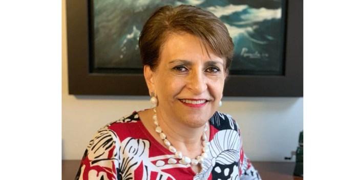 Norma Becerra Pocoroba es elegida presidenta del Consejo nacional directivo de la Amanac